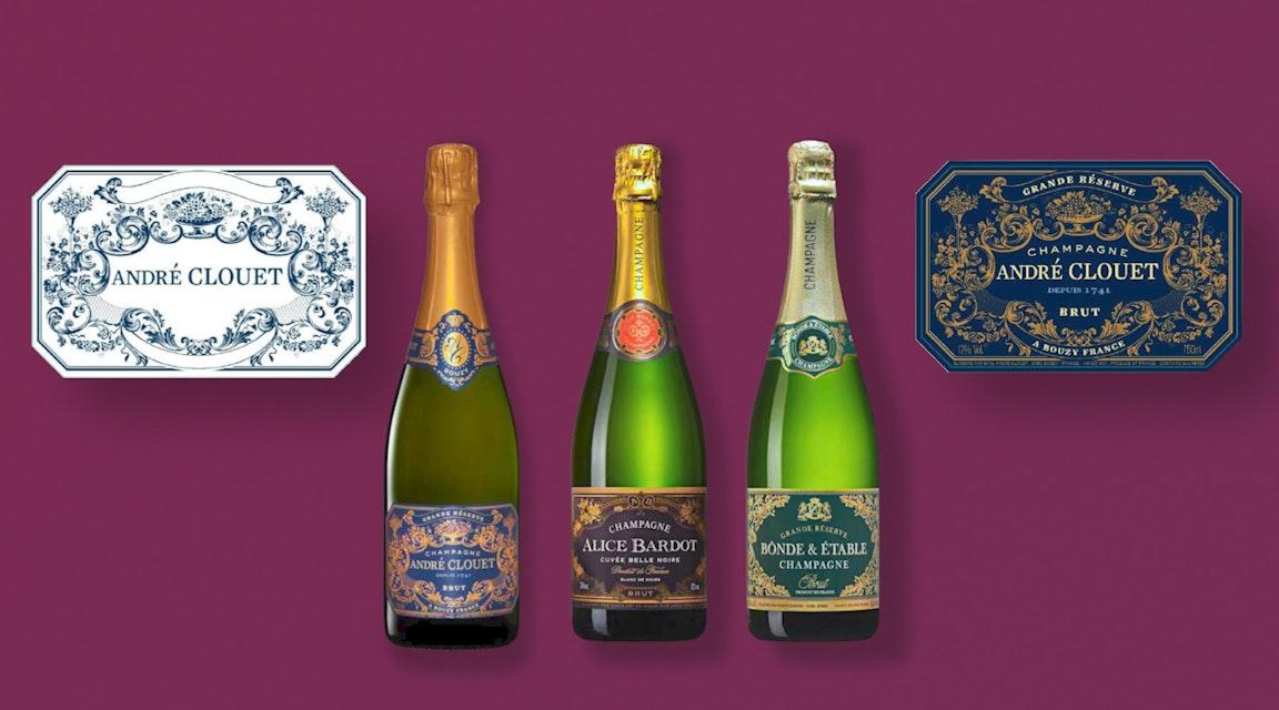 Förväxlingsrisk saknas – champagnehus ska betala miljonbelopp i rättegångskostnader