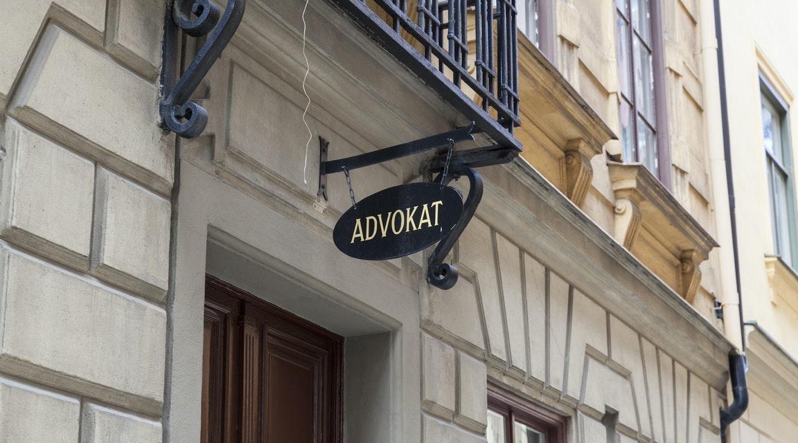 Rätt utesluta advokatbyrå från juridiska tjänster i Göteborg
