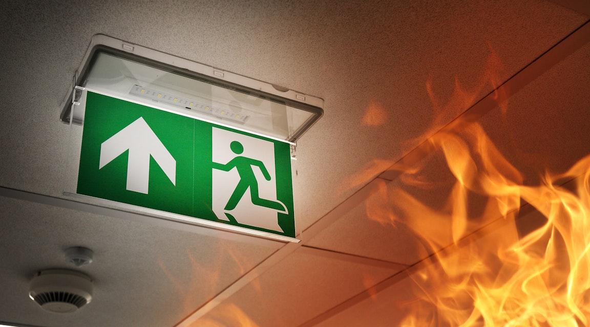 Vårdslöshet stoppar Länsförsäkringars ersättning regressvis för hotellbrand