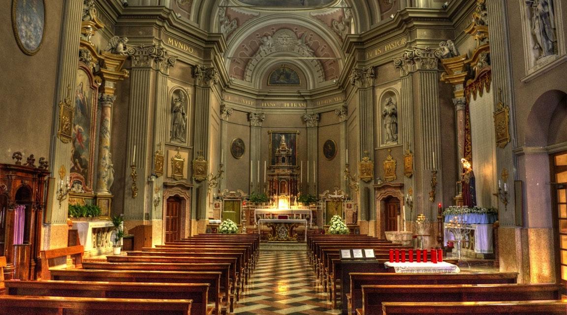 Känsliga uppgifter om präster undantagna från GDPR
