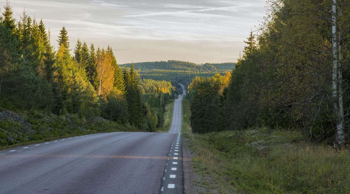 Inga krav på minskad lastbilstrafik till hamn i Nynäshamn