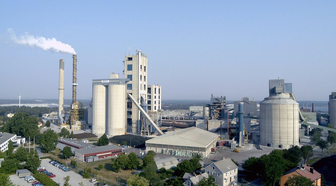 Cementa får klartecken för fortsatt kalkbrytning på Gotland